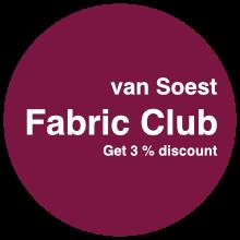 van Soest Fabrics Club
